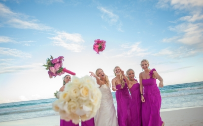 Tulum Wedding Vendors Bouquet